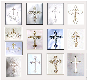 Available cross designs