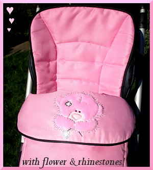 Baby or Toddler Universal Footmuff