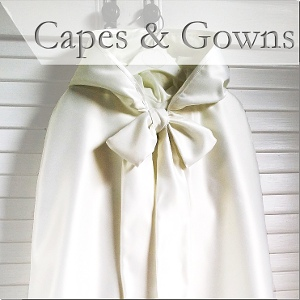 Christening Capes and Baptism Gowns